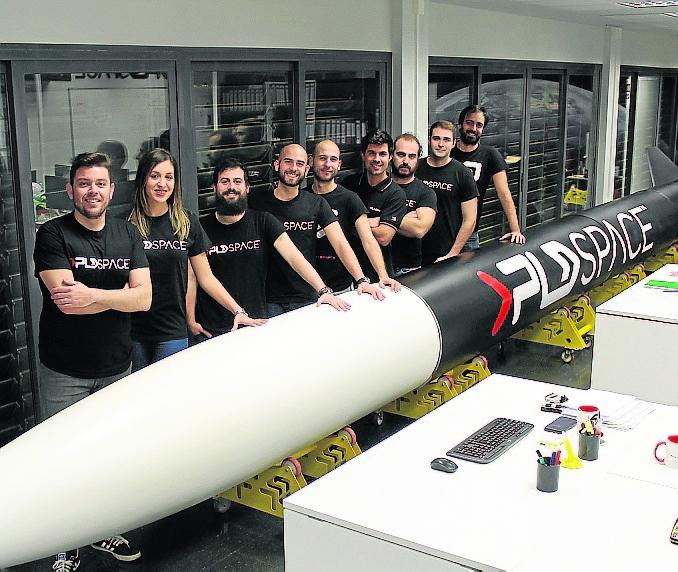 PLD Space. Imagen vía Diario Información
