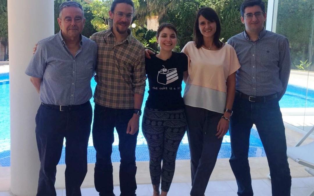 Fun Academy en AlicanTEC, emprendimiento internacional en Alicante