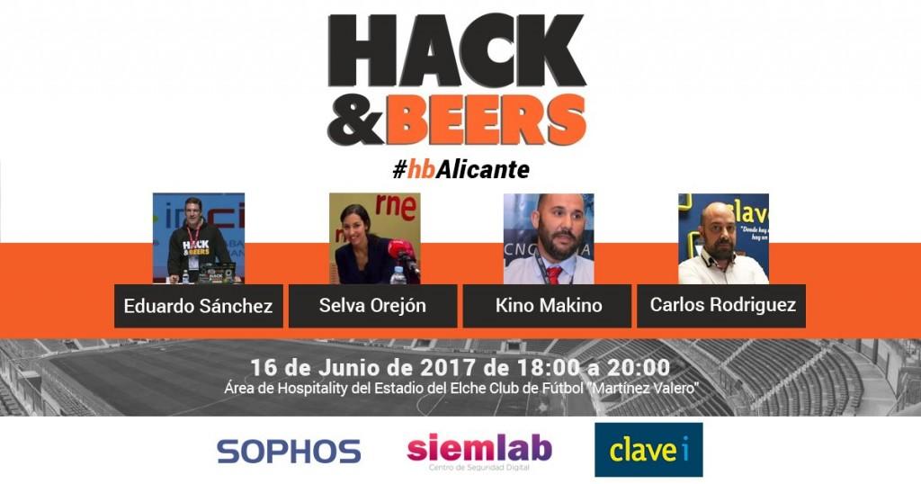 Primer Hack&Beers Alicante