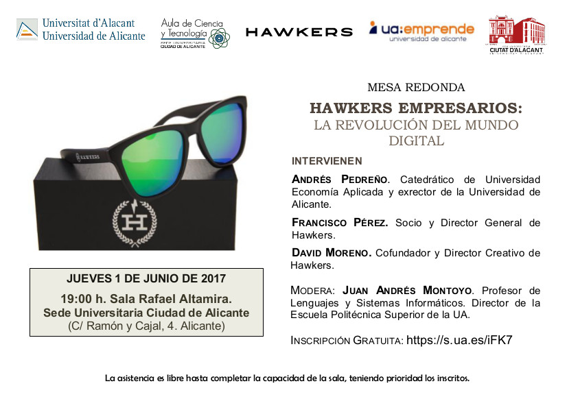 Hawkers Empresarios UA