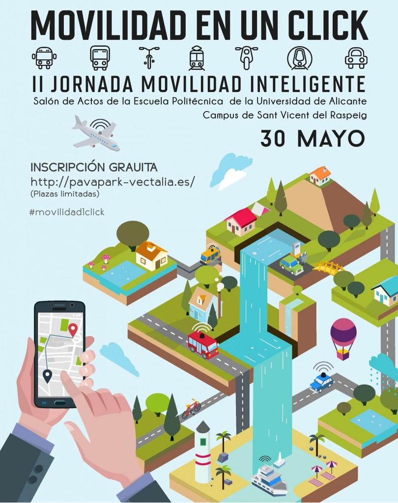 II Jornada Movilidad Inteligente UA
