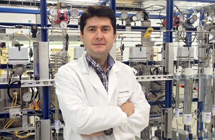 Javier García, premio a la mejor innovación en español en los EE. UU