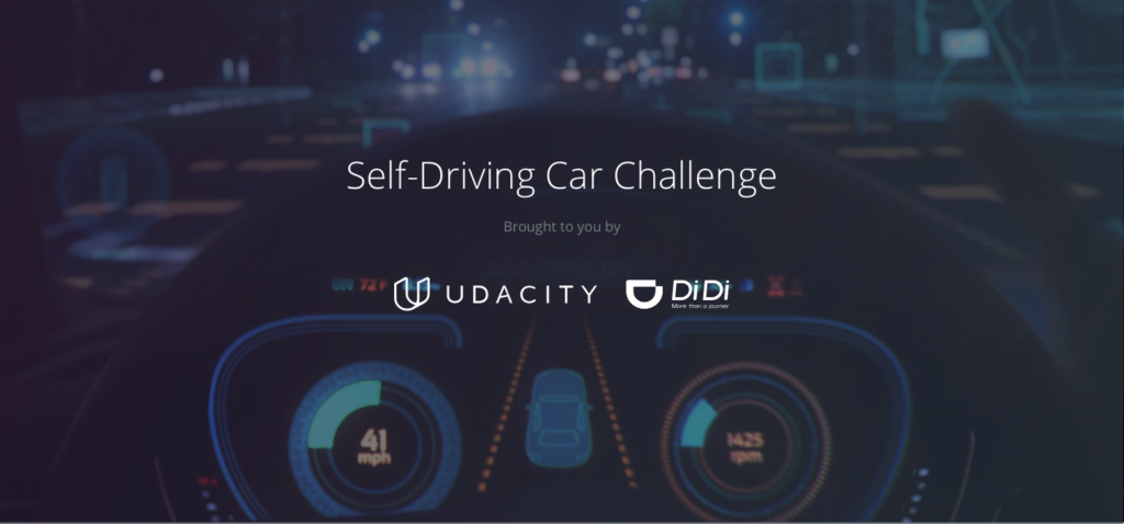 Didi-Udacity_Self-driving-car-challenge