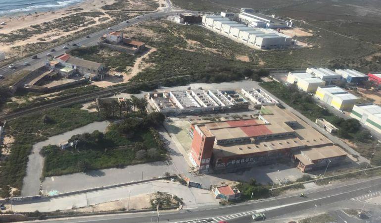 Matadero Alicante. Imagen vía Cadena Ser