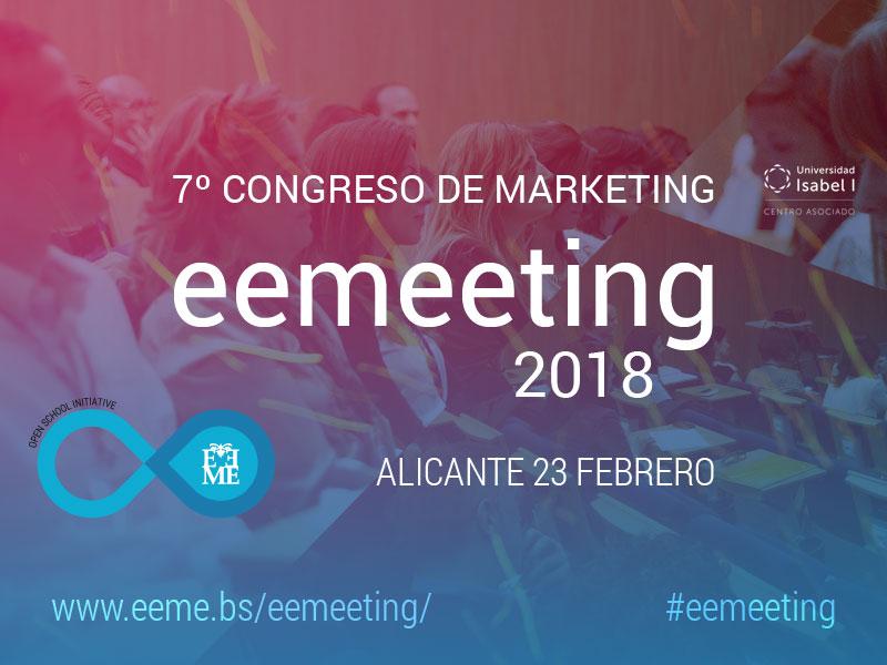 Congreso de Marketing eemeeting 2018