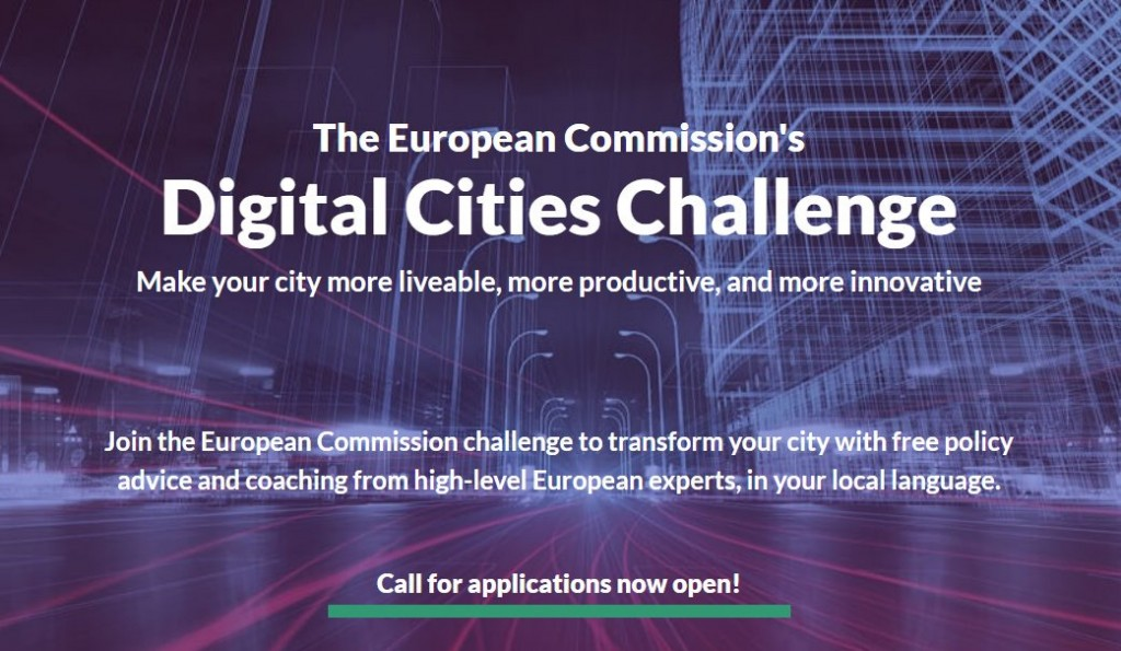 Digital Cities Challenge