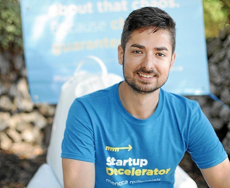 Fran García, uno de los 75 innovadores españoles menores de 30