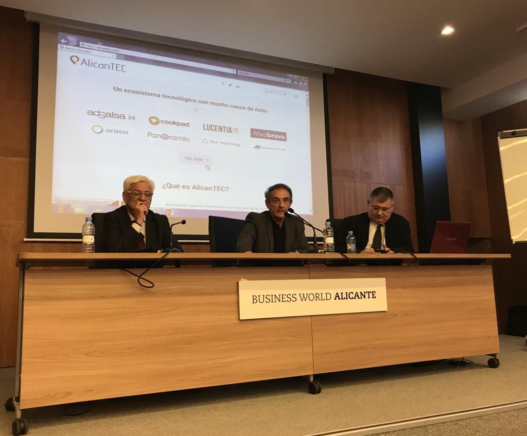 Cierre jornada LegalTEC, por Antonio Escudero