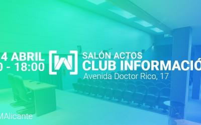 I Women Techmakers Alicante, las mujeres en la tecnología