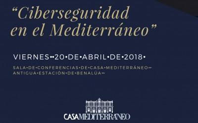 """Jornada """"Ciberseguridad en el Mediterráneo"""" en Alicante"""