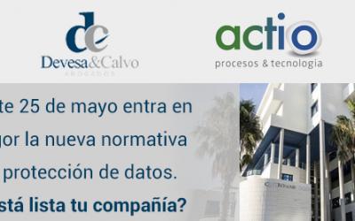 Jornada en Alicante sobre la nueva normativa de protección de datos