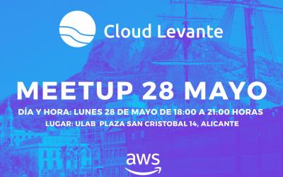 AWS Cloud Levante MeetUp en Alicante