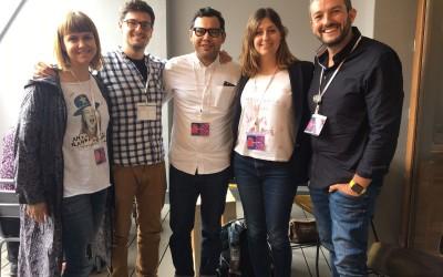 PBC Coworking y Sun and Co. en la Coworking Spain Conference