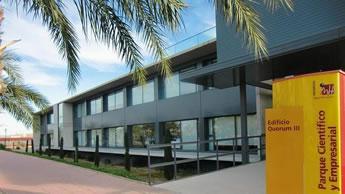 Parque tecnológico empresarial de la Universidad Miguél Hernández