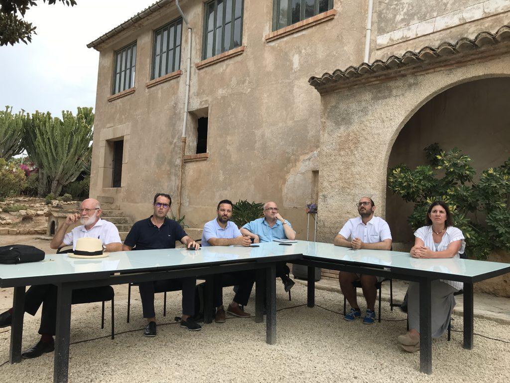 Junta directiva Asamblea AlicanTEC
