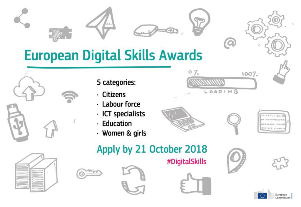 European-Digital-Skills-Awards-2018