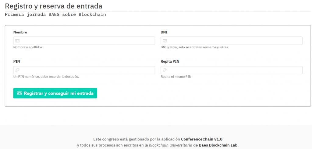 Jornada-BAES-ConferenceChain-v1.0