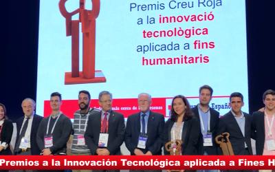 Premios a la innovación tecnológica aplicada a fines humanitarios 2018