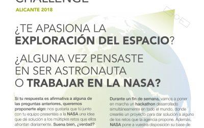 Everis celebra en Alicante el Space Apps Challenge, programa de innovación de la NASA