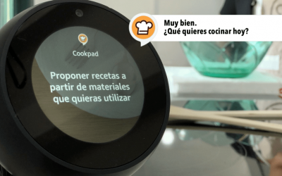 Cookpad participa en el lanzamiento de Alexa en España desde Alicante