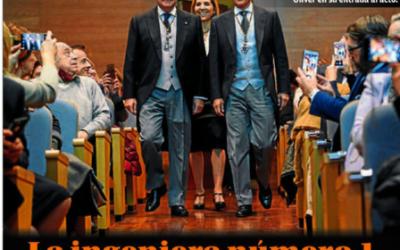Nuria Oliver ingresa en la Real Academia de Ingeniería