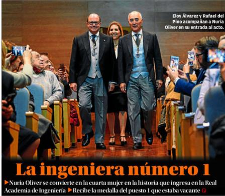 Nuria Oliver Real Academia Ingeniería