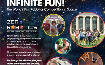 Campeonato Internacional Zero Robotics High School en Alicante