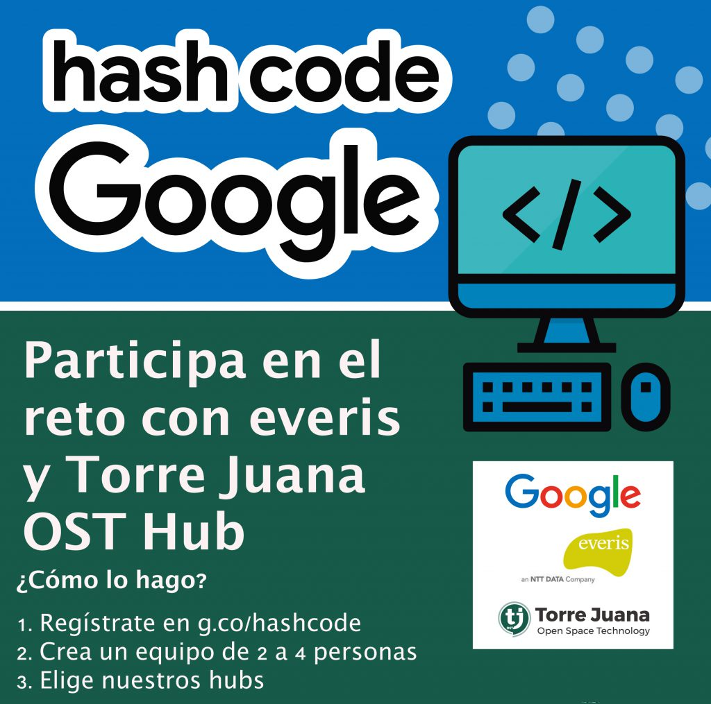 Google Hash Code Alicante Everis Torre Juana