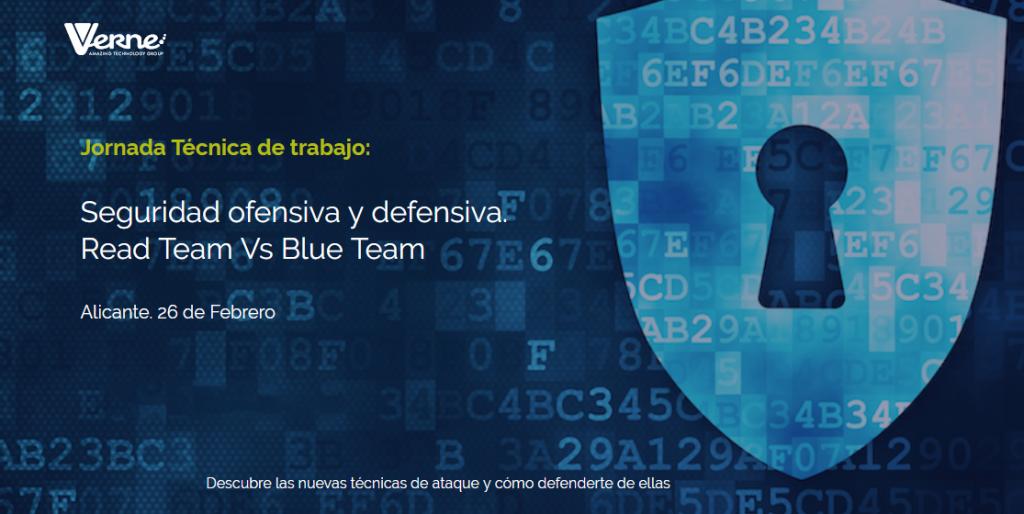 Jornada cibersegurodad Alicante