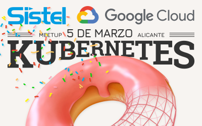 Meetup Google Kubernetes Engine en Alicante