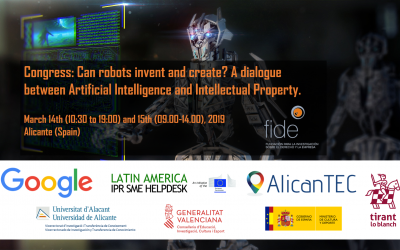 Congress: Can robots invent and create? Artificial Intelligence and Intellectual Property