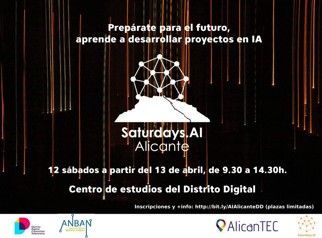 Saturday-AI-Alicante