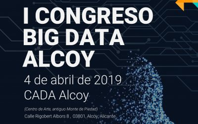 AlicanTEC colabora en el I Congreso de Big Data Alcoy
