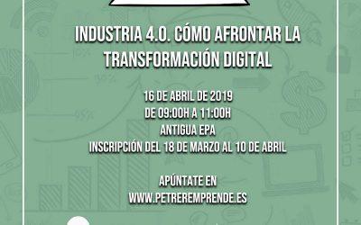 Talleres: Industria 4.0. Cómo afrontar la transformación digital