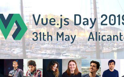 Alicante Frontend organiza la segunda edición del Vue Day