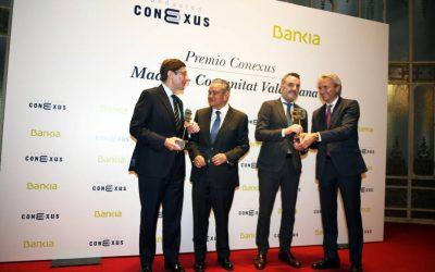 AlicanTec recibe el Premio Fundación Conexus. Gala en Madrid