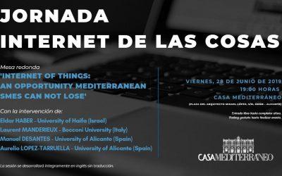 El Internet de las Cosas en la Comunidad Valenciana y su impacto en las políticas mediterráneas