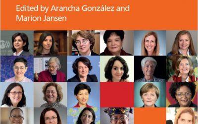 Nuria Oliver contribuye junto a algunas de las mujeres más relevantes de la Economía mundial en el libro 'The Economy According to Her'