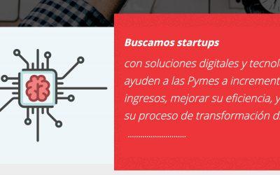 Convocatoria a startups del Banco Santander para atraer soluciones innovadoras con el objetivo final de impulsar la digitalización de las pymes