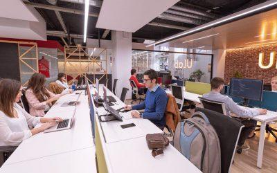 ULAB uno de los mejores  coworking de España para el trabajo cooperativo y el emprendimiento