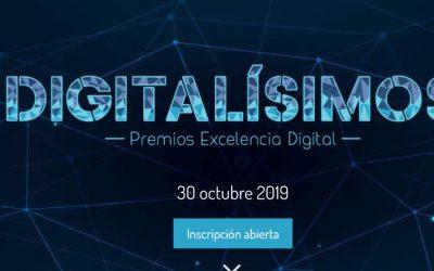 Digitalísimos, premios a la excelencia digital de la provincia de Alicante