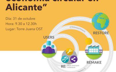 Alicante se une a la celebración del Día de las Ciudades para plantear los desafíos de la economía circular