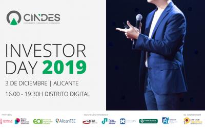 CINDES Investor Day 2019