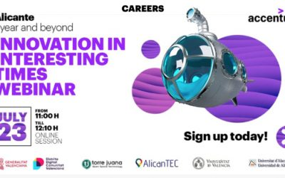 """Innovation in Interesting Times Webinar"""