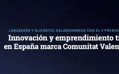 Innovación y emprendimiento tienen en España marca Comunitat Valenciana -Memoria Fundación Conexus 2019