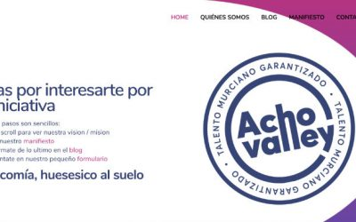 AchoValley, el nuevo ecosistema para las startups de la Región de Murcia