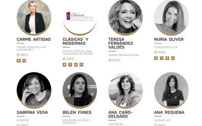 Nuria Oliver ganadora en Tecnología de los Premios Mujeres a Seguir 2020