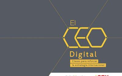 """Ezequiel Sánchez dirige el libro de ICEX """"El CEO Digital"""" con el objetivo de acelerar la transformación digital de las empresas del Middle Market"""