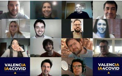 Nuria Oliver lidera el equipo  ganador del XPrize, el desafío mundial en IA para reactivar la economía