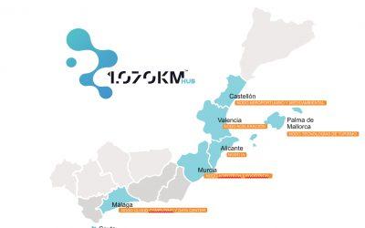 1.070 KM HUB, la mayor alianza de ecosistemas de innovación de España